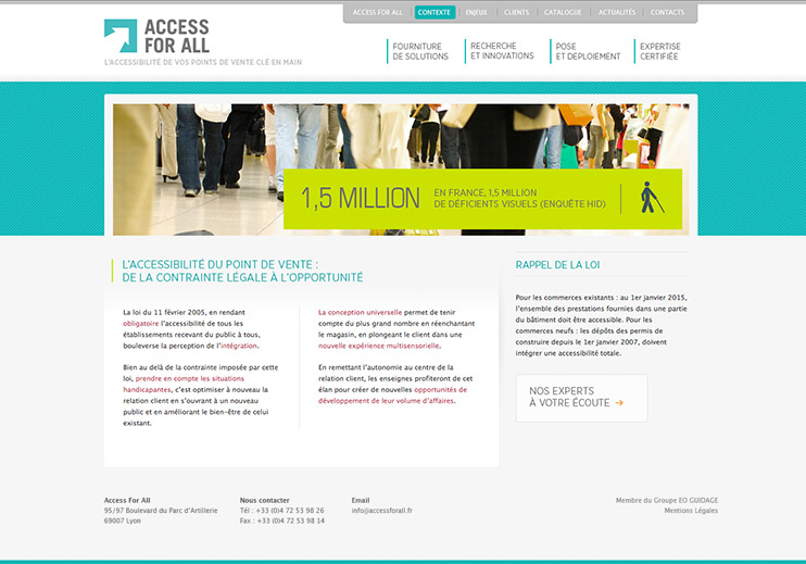 Access For All - Webdesign